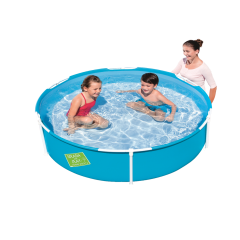 Каркасный бассейн Bestway 56283. Детский Splash and Play Frame 152 х 38 см