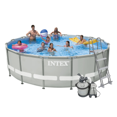 Каркасный бассейн Intex 28324 (54924). Ultra Frame Pool - 488 x 122 см