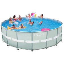 Каркасный бассейн Intex 28332-1. Ultra Frame Pool - 549 х 132 см