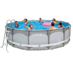 Каркасный бассейн Intex 28310-1. Ultra Frame Pool - 427 х 107 см