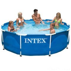 Каркасный бассейн Intex 28200 New, 305 x 76 см