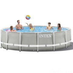 Каркасный бассейн Intex 26720 - 0 New (чаша, каркас), 427 х 107 см