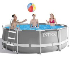 Каркасный бассейн Intex 26706-1 New, 305 x 99 см (лестница)