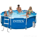 Каркасный бассейн Intex 28200 - 5 New, 305 х 76 см (2 006 л/ч, тент, подстилка, лестница)