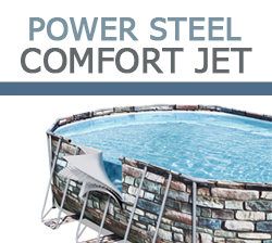 Bestway Power Steel Comfort Jet Series