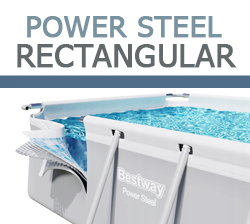 Bestway Power Steel Rectangular