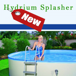 Стальной бассейн Hydrium Splasher Pool
